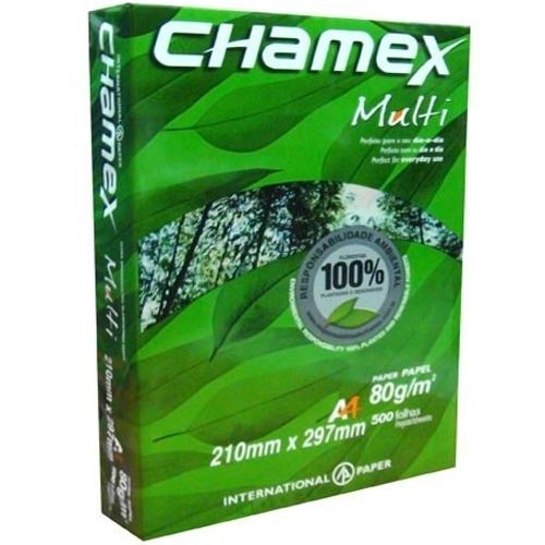 Chamex A4 80 Gram / m² Fotokopi Kağıdı 500 Adet / 1 Paket