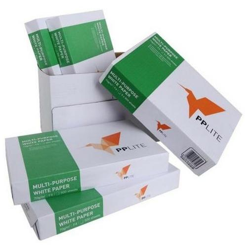 PPLite 80gr. / m² A4 Fotokopi Kağıdı 5'li Paket (1 Koli)